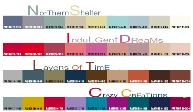 Color Stories-Autumn/Winter-2011/2012 Apparel Fabric Trends by