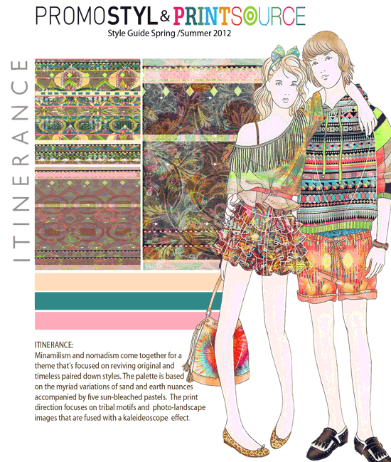 PROMOSTYL & PRINTSOURCE Spring/Summer-2012 Style Guide ...