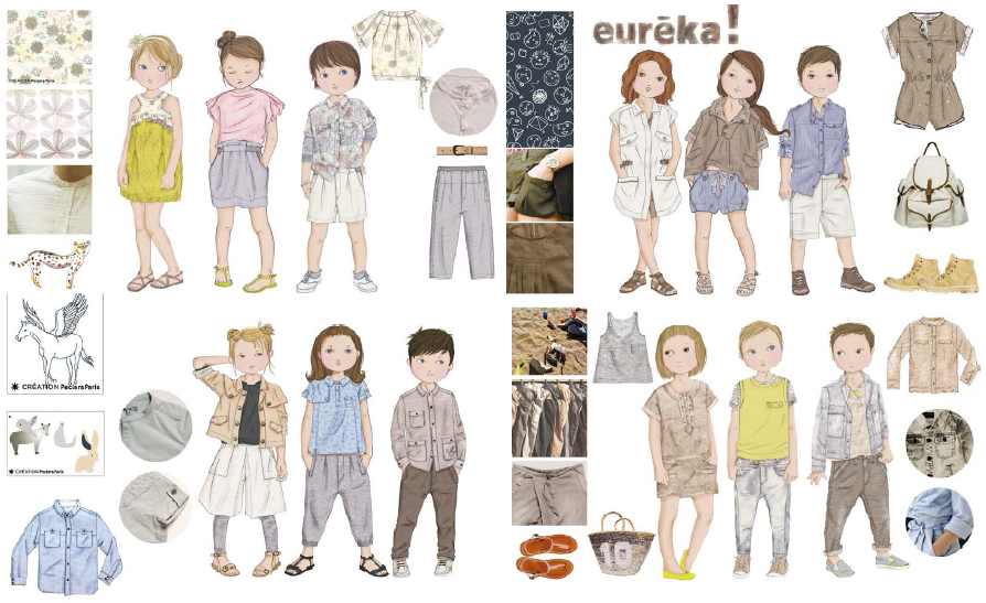 Kid's Wear Trends –Spring Summer 2012 by CIFF