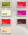 Color Forecast for Trend: DRIFTER