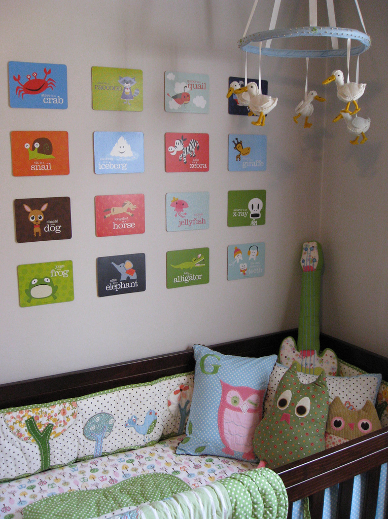 8 Trendy Nursery Design Ideas