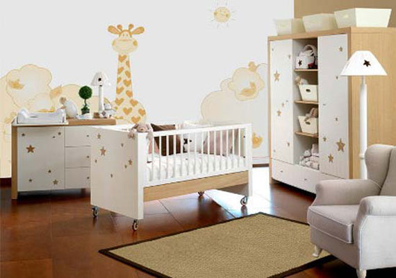 20 beautiful baby boy nursery room design ideas full of comfort - Nursery Design Ideas