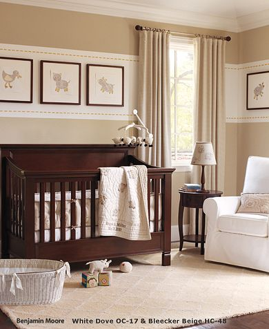 8 trendy nursery design ideas nidhi saxena 39 s blog about - Baby nursery neutral colors ...