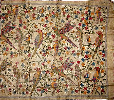 Kantha Traditional Embroidery From India Nidhi Saxena S