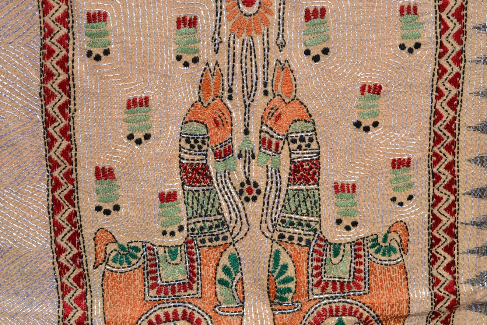 Kantha Traditional Embroidery From India Nidhi Saxena S Blog