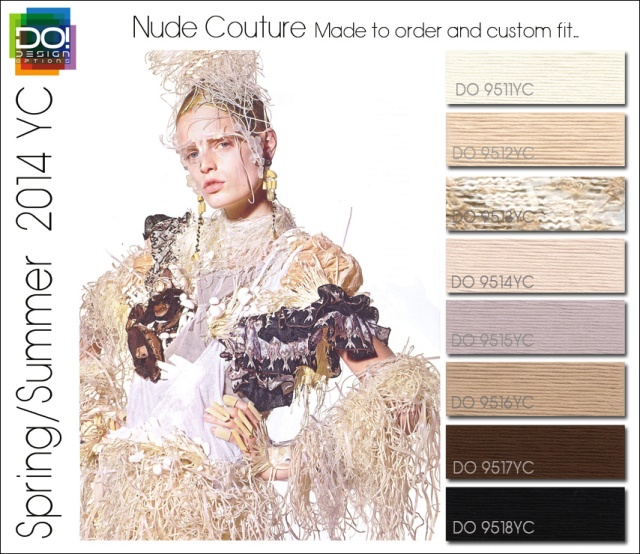 SS 14 YC 1 NUDE COUTURE w color