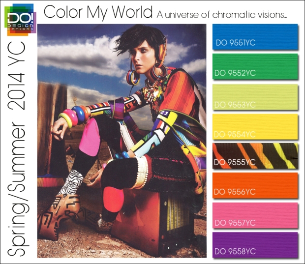 SS 14 YC 5 COLOR MY WORLD w color