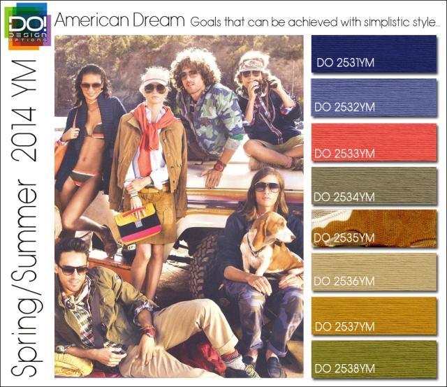 SS 14 YM 3 AMERICAN DREAM