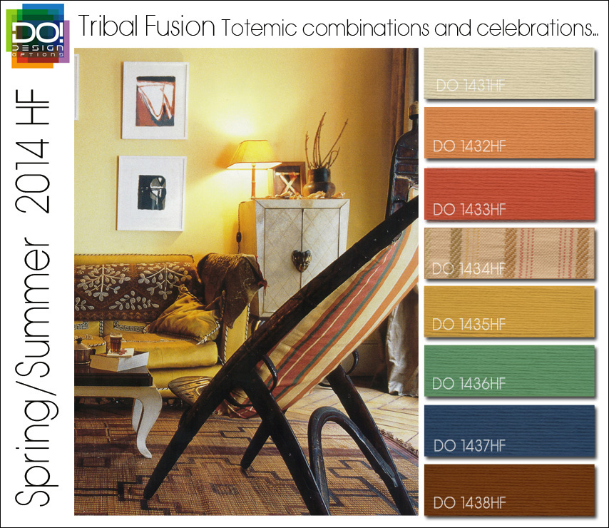 spring summer 2014 color trends for home fashion by design options