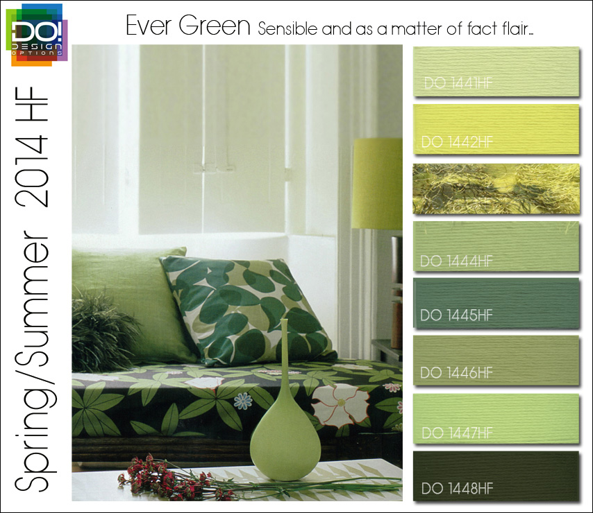 Spring Summer 2014 Color Trends For Home Fashion By Design
