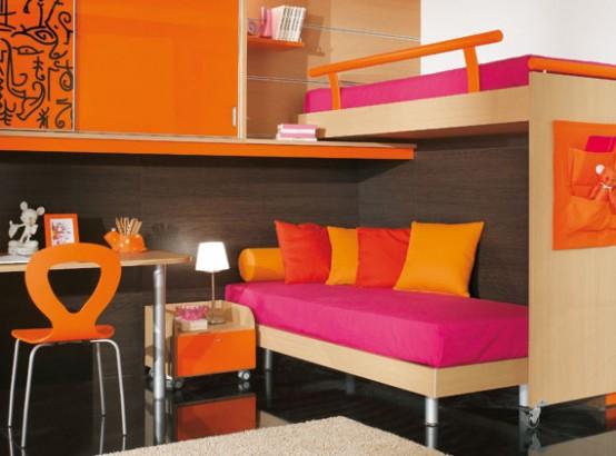bright kids room