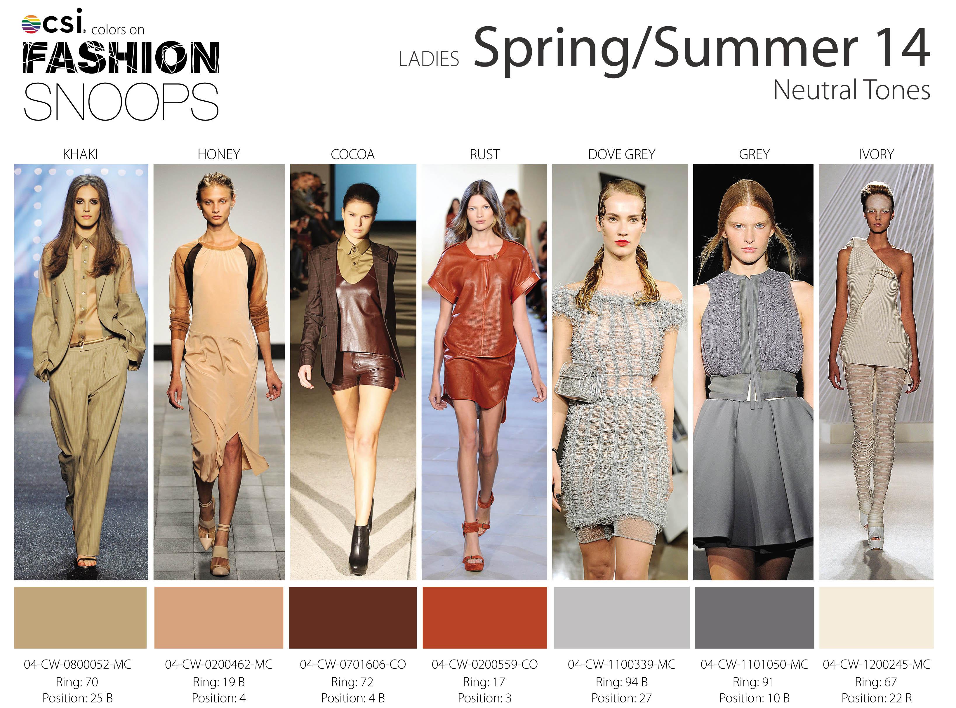 Ss 2014 fashion color trends nidhi saxena 39 s blog about - Colores de moda ...