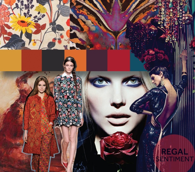Fall Winter 2014 2015 Fashion Trends