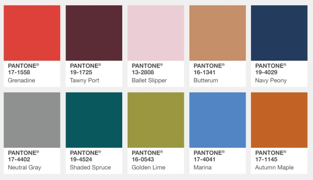 pantone fashion color report for the new york city fall. Black Bedroom Furniture Sets. Home Design Ideas
